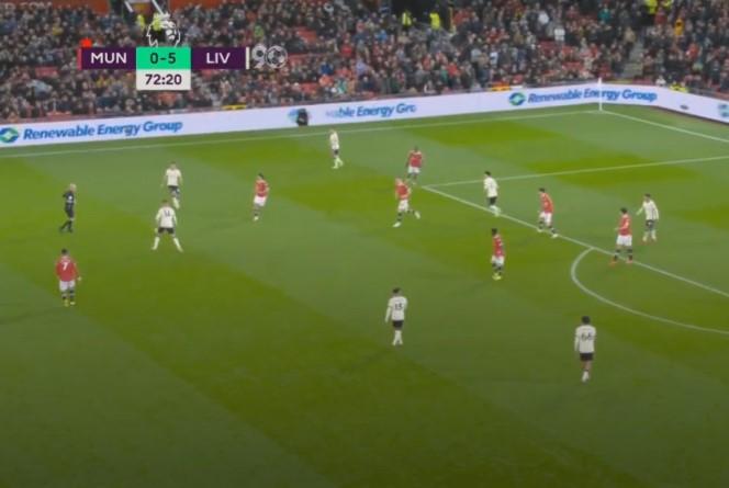trận thua đậm nhất của MU trước Liverpool
